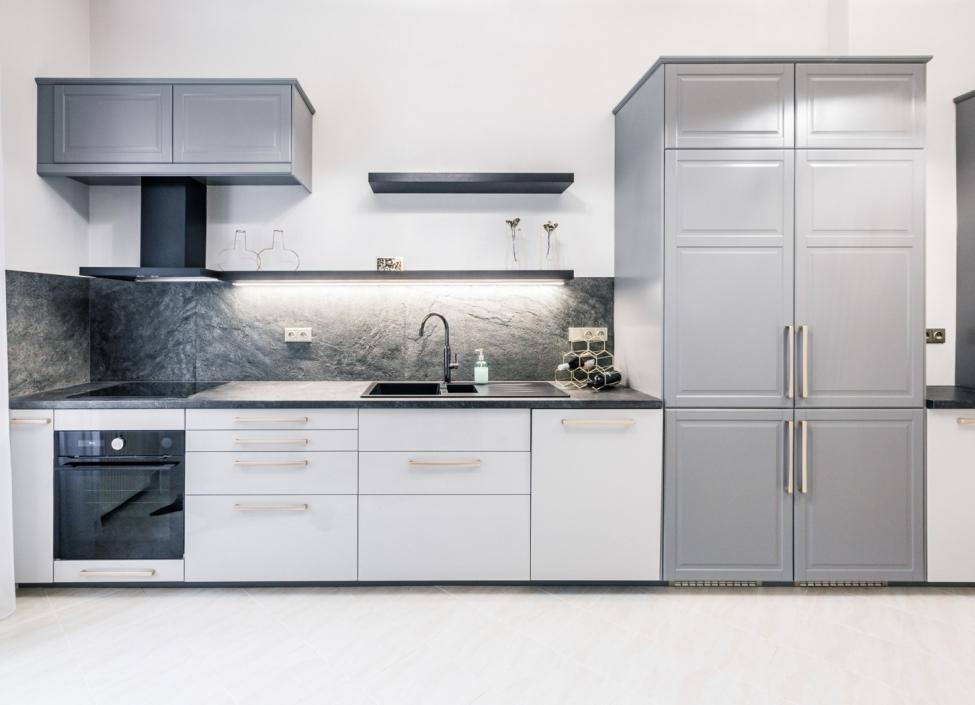 Luxusní byt na pronájem na Vinohradech 140m 1