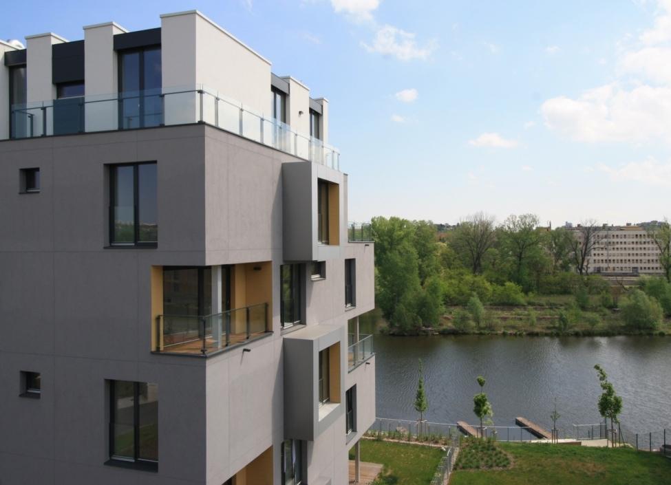 Byt u řeky Libeň 102m 0