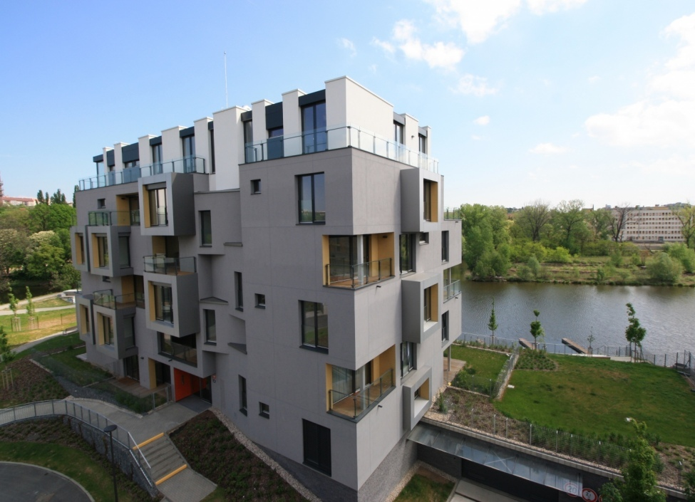 Luxusní byt Libeň 57m 1