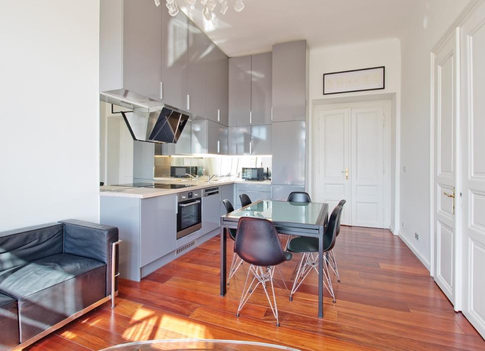 Luxusní byt na pronájem - Praha 1 - Nové město - 78m 0