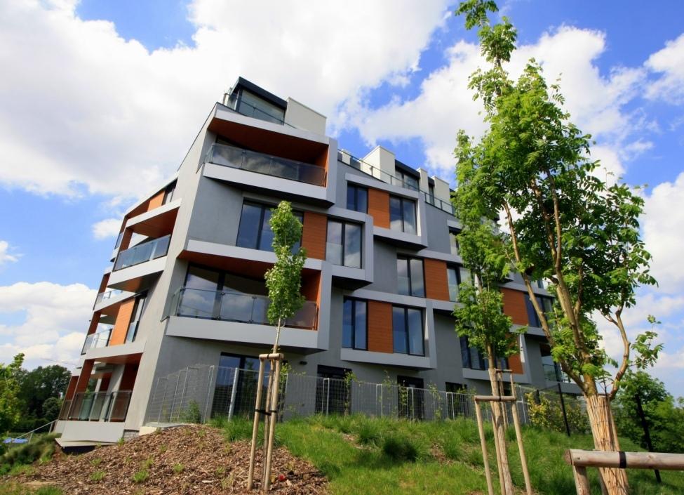 Luxusní byt s terasami s výhledem na řeku 178m 1