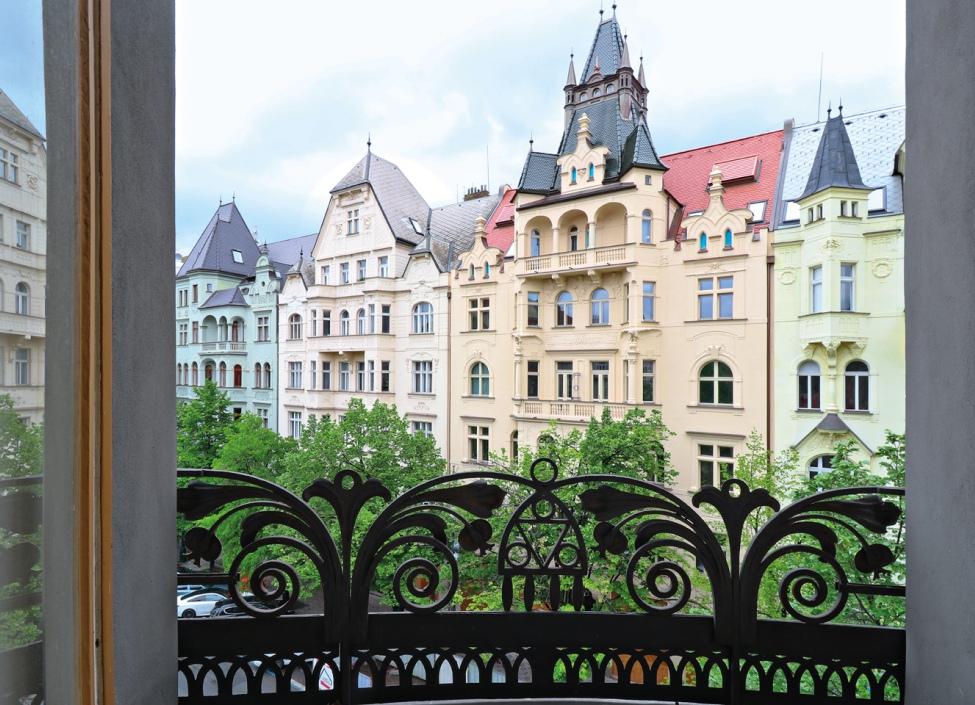 Luxusní byt na prodej v Pařížské ulici-134m2 1
