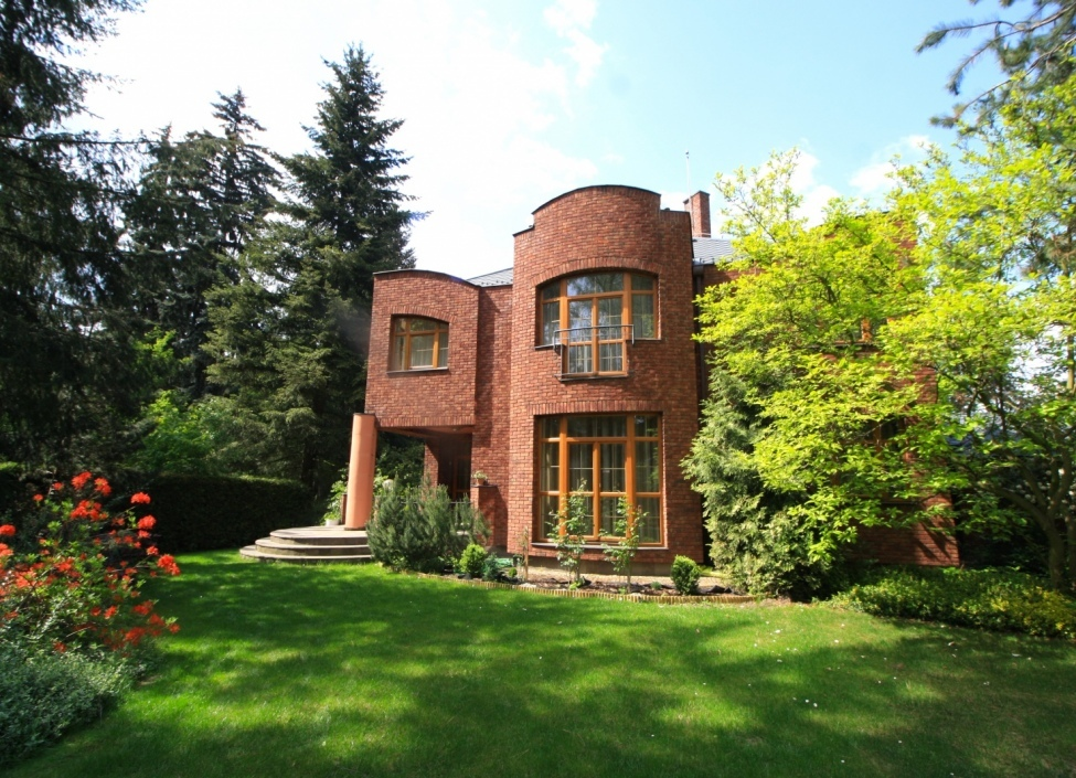 Luxury villa Prague 414m 0