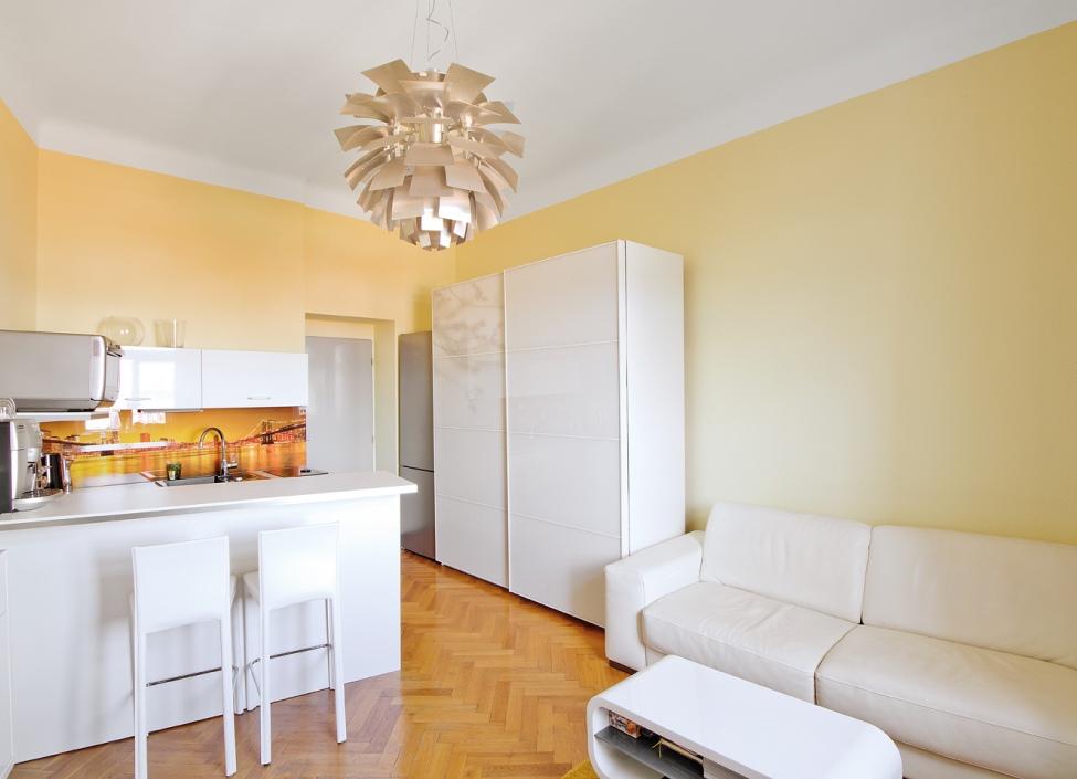 Prodej bytu 2+kk - Praha 3 - Žižkov 0