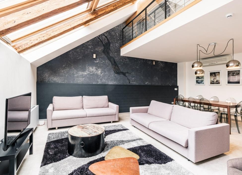 Luxusní byt na prodej na Novém Městě - 273m 0