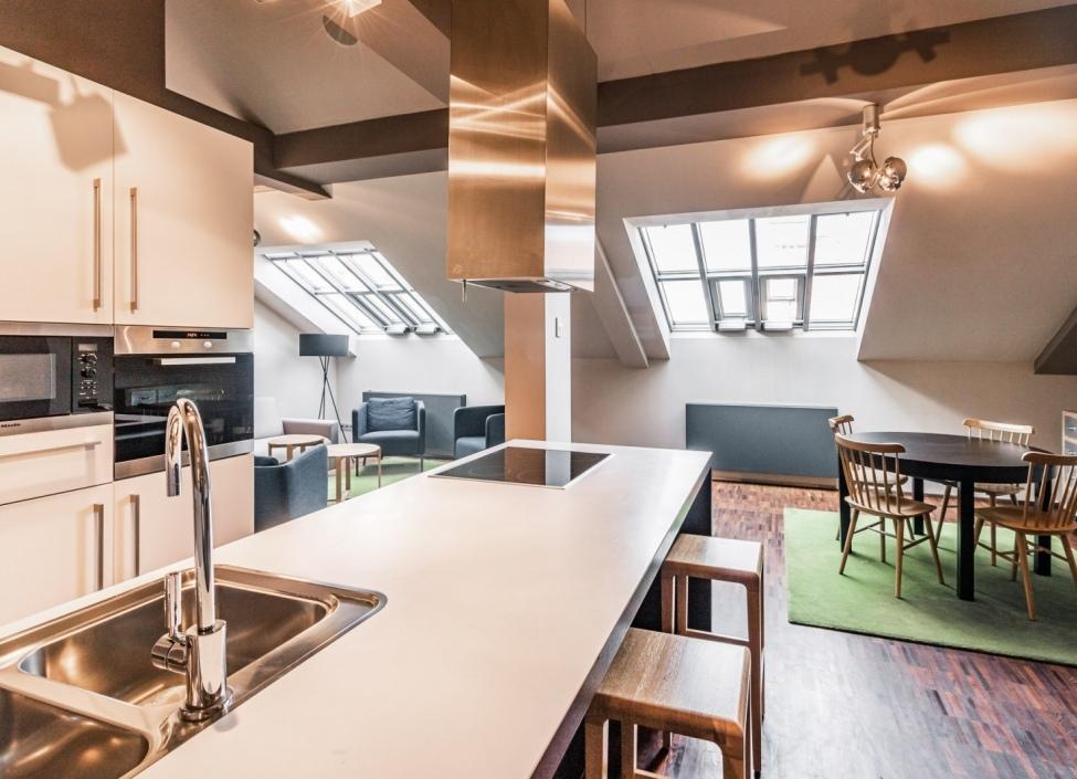 Luxusní byt Praha 1 - 113m 0