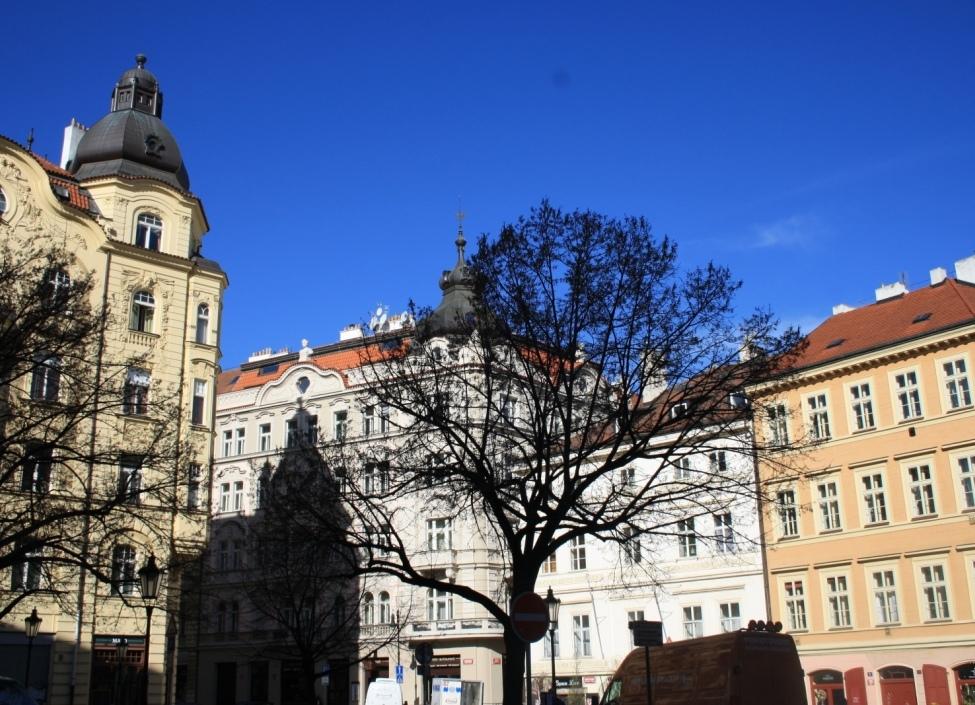 Luxury office at Prague 1 - 150m 1