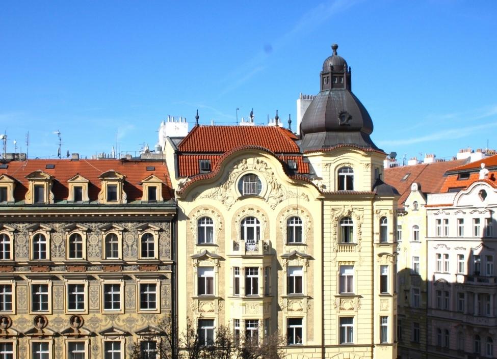 Luxusní byt Staré Město 121m 1