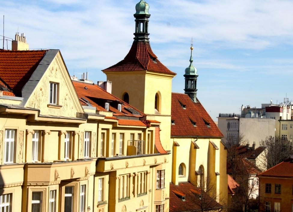 Byt Staré Město Praha 1 0