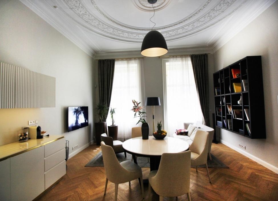Luxusní byt Staré město 140m 1