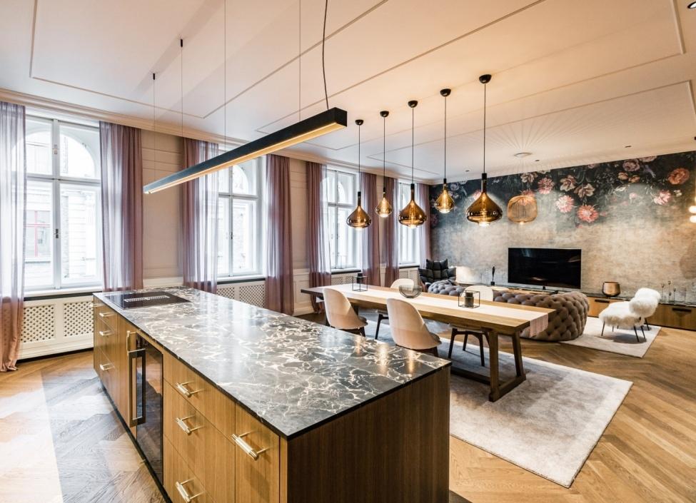 Unique apartment in Prague 1 - 174m 1