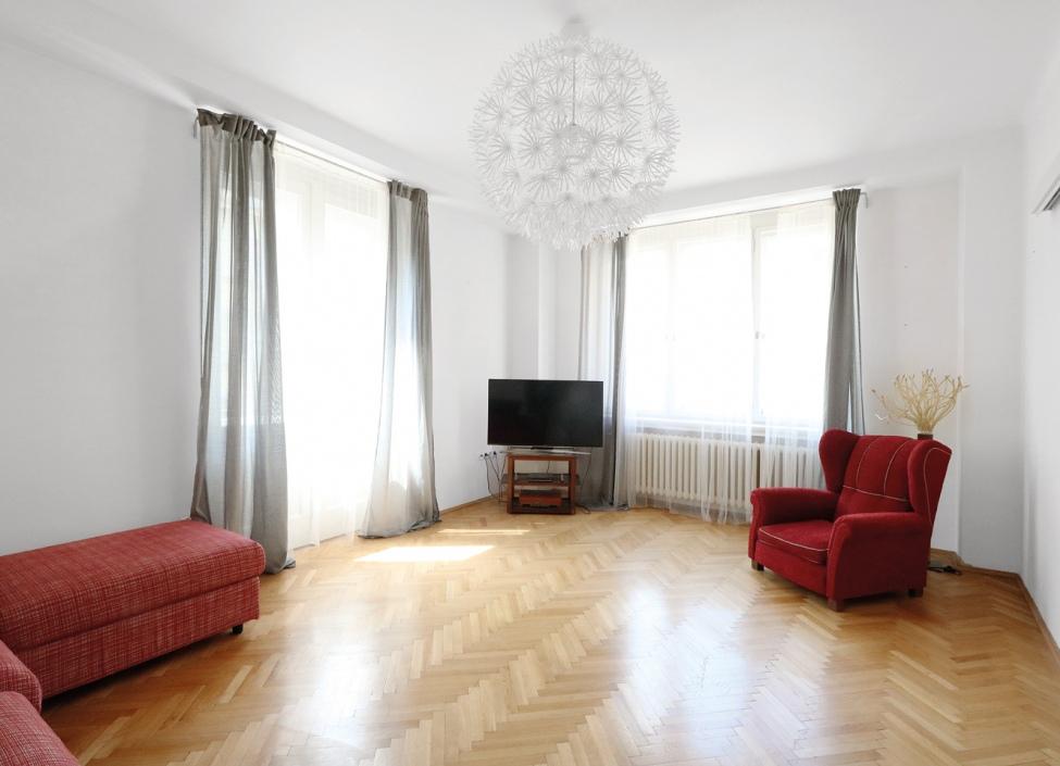 Prostorný byt - Praha 1 - Petrská čtvrť - 120m 1