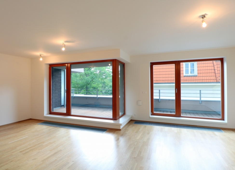 Luxusní byt na prodej v Podolí 127m 1