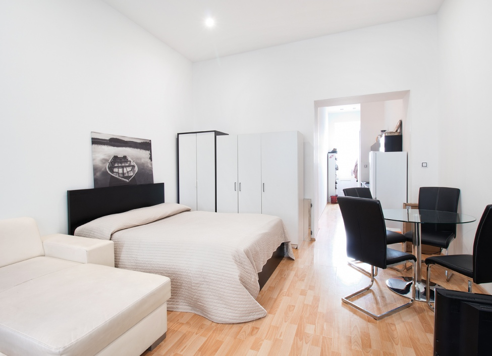 Prodej bytu 1+1, Nové Město, 32 m2 1