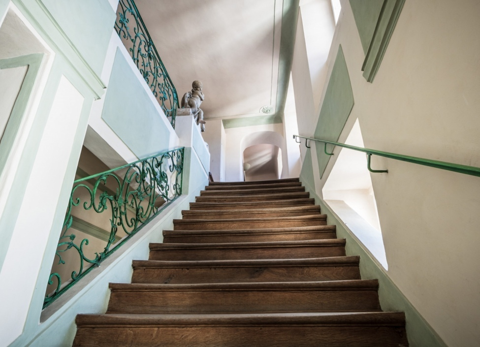 Byt na prodej v historickém paláci - Praha 1 - Malá Strana - 143m 0