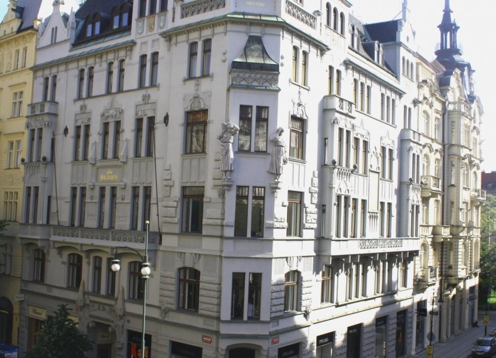 Byt na prodej Pařížská 78m 1