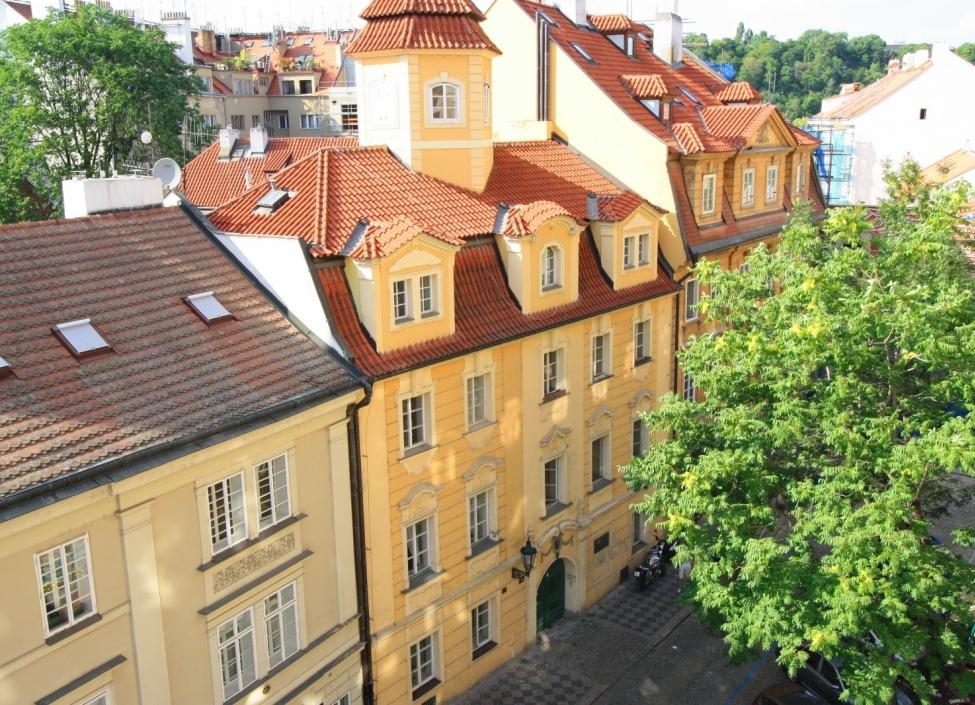 Luxusní mezonet Praha 1 - 134m 0
