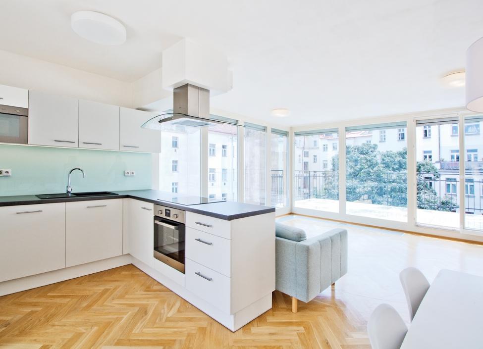 Byt na pronájem Nové Město - Praha 1 - 135 m2 0