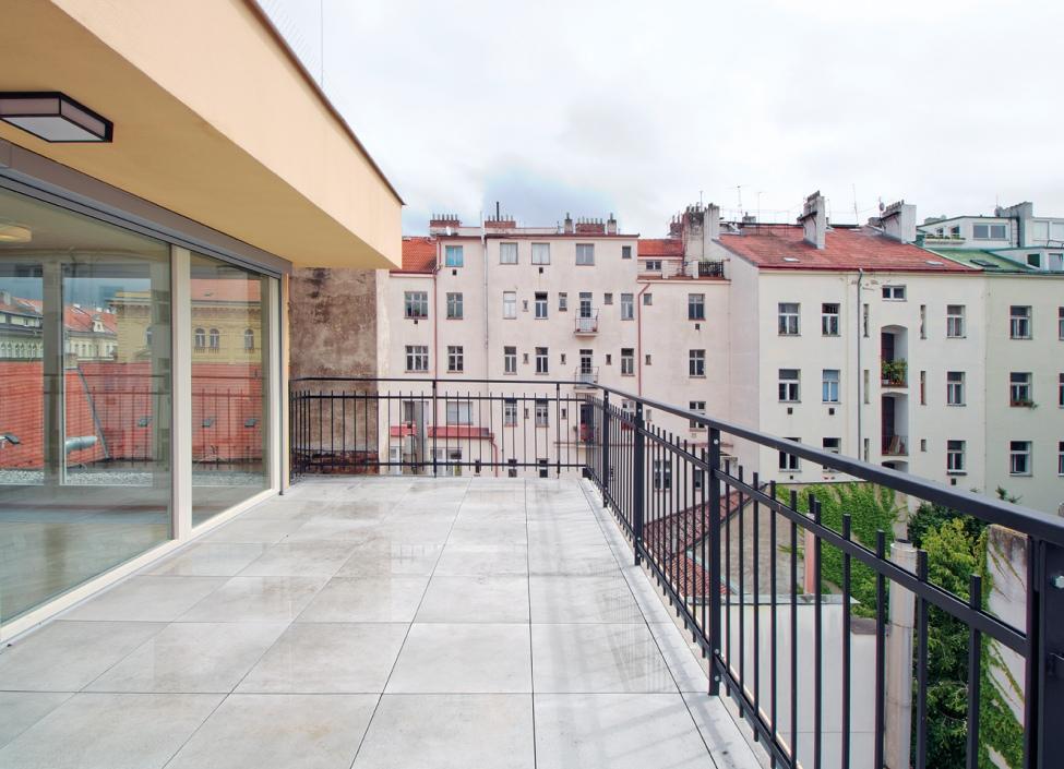 Byt na pronájem Nové Město - Praha 1 - 135 m2 1