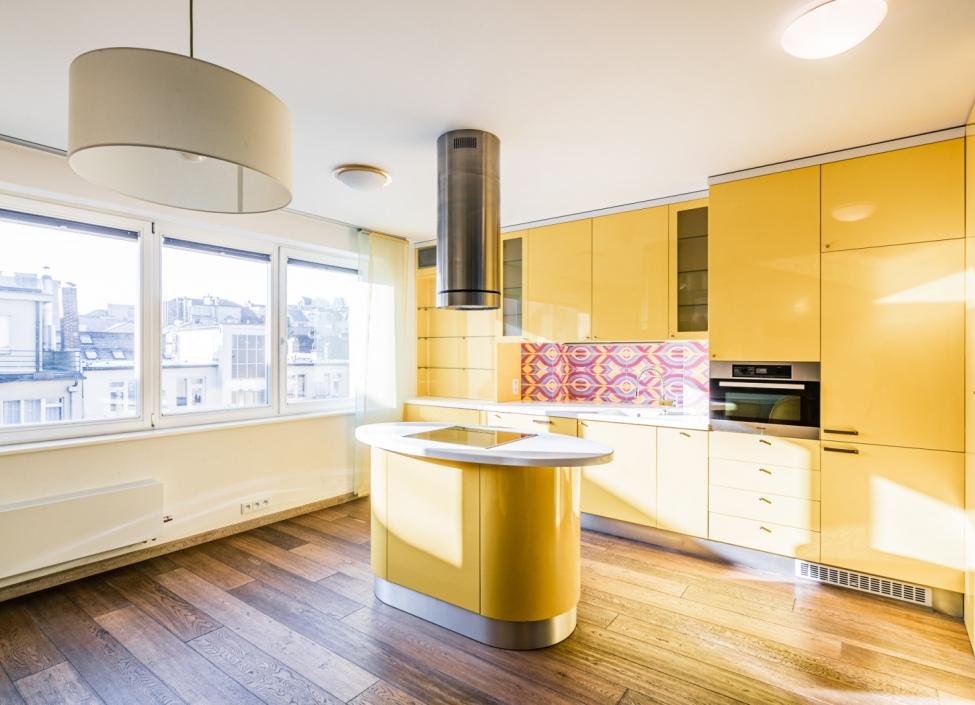 Luxusní byt na prodej Praha 1 Nové Město - 178m 0