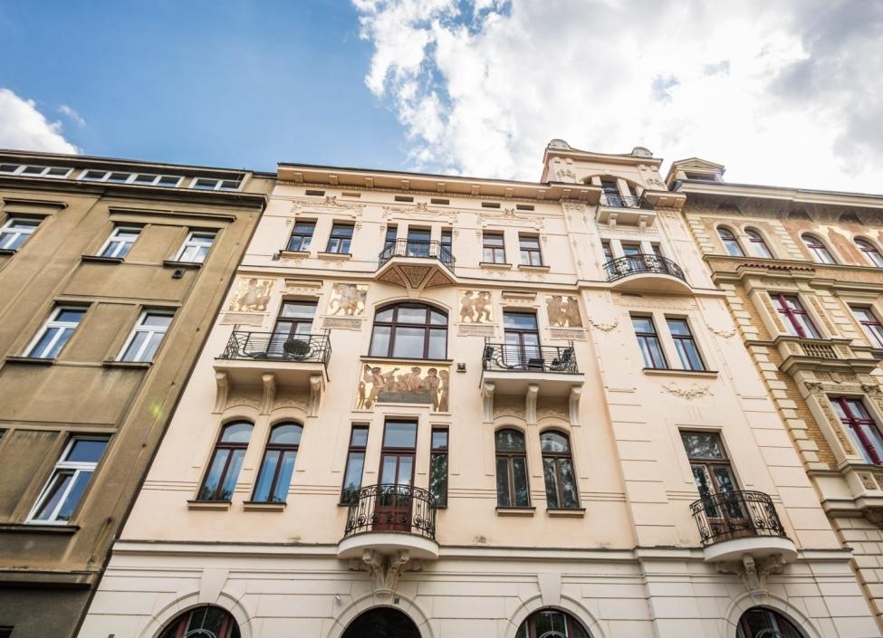Luxusní byt na prodej Bubeneč - Praha 6 1