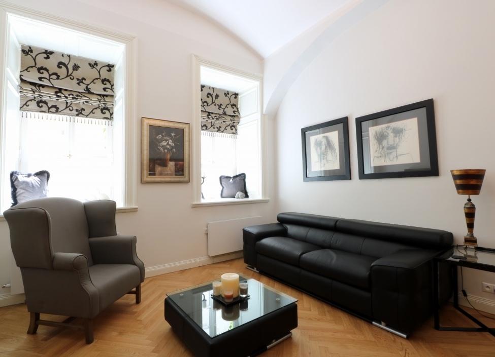 Luxusní byt Praha 1 1