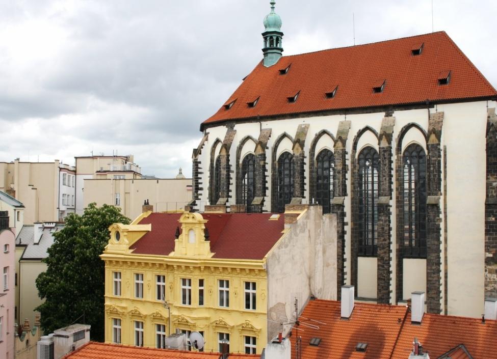 Půdní byt Praha 1 - 138m 0