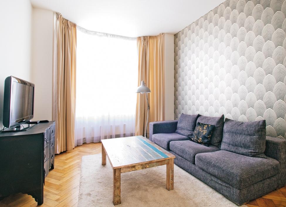 Luxusní byt na pronájem - Praha 1 - Josefov - 53m 1