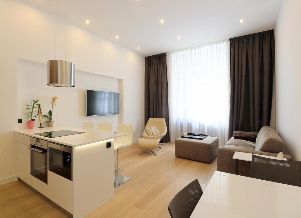 Luxusní byt na prodej Praha 1 - 60m 1