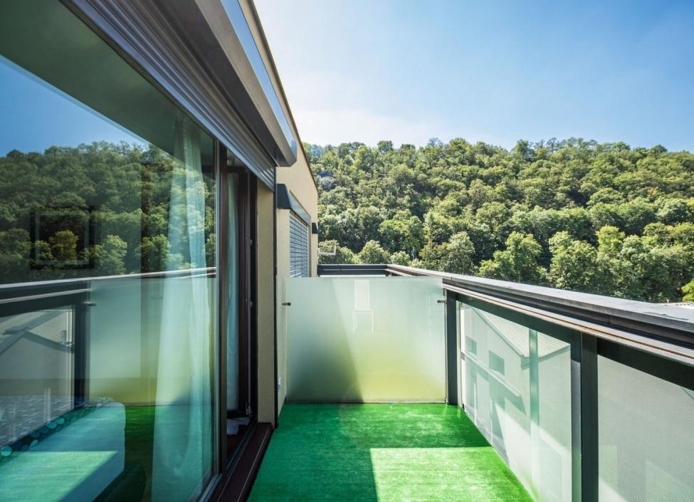 Mezonetový byt s terasami Karlín - 102m 1
