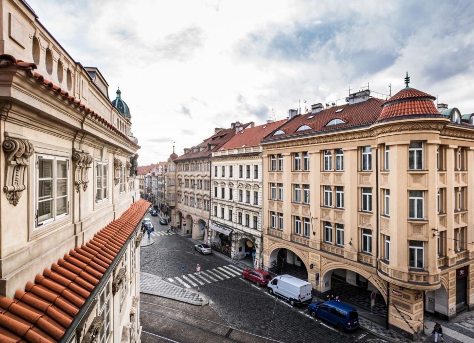 Luxury apartment for sale on Malá Strana 145m 0