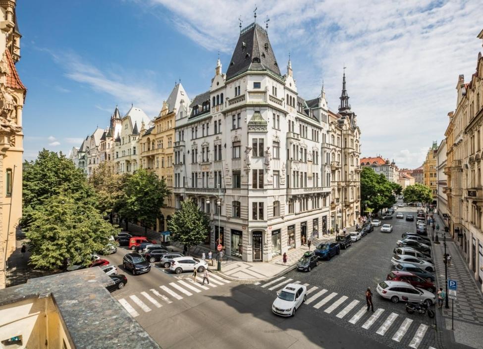 Luxusní byt na pronájem Praha 1 - Josefov 1
