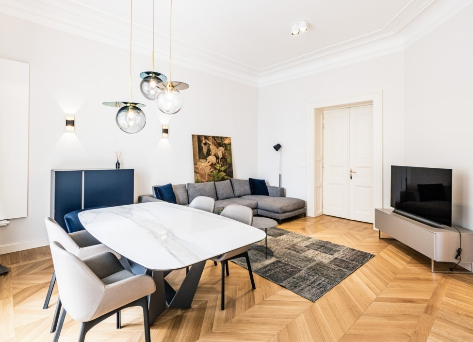 Luxusní byt na pronájem Praha 1 - Josefov 0