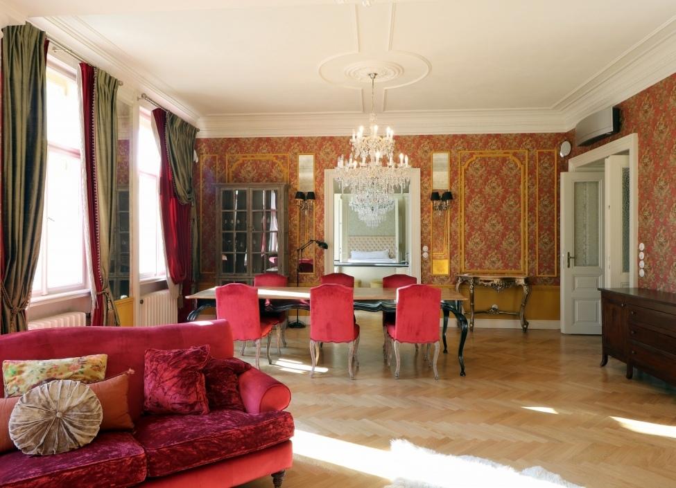 Luxusní byt na Praze 1 - 155m 0