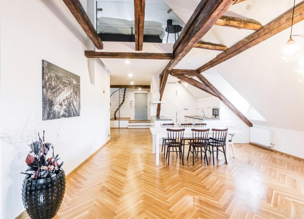 Luxusní byt 171m na prodej - Praha 1 1