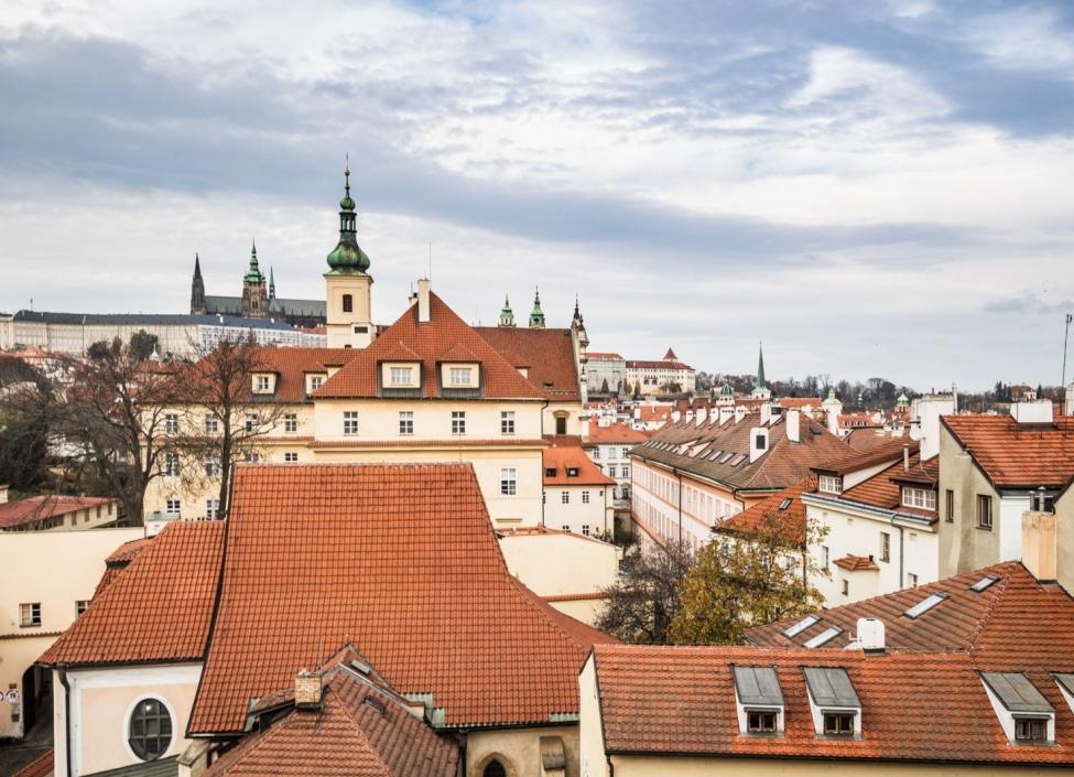 Luxusní byt na prodej Praha 1 - Malá Strana - 133m 1