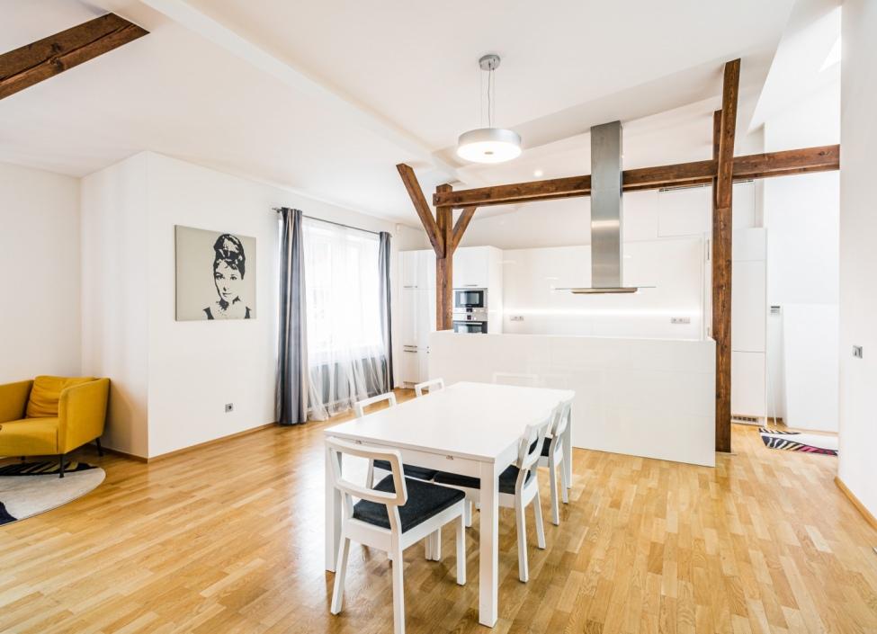 Luxusní byt na prodej Praha 1 - Malá Strana - 133m 0