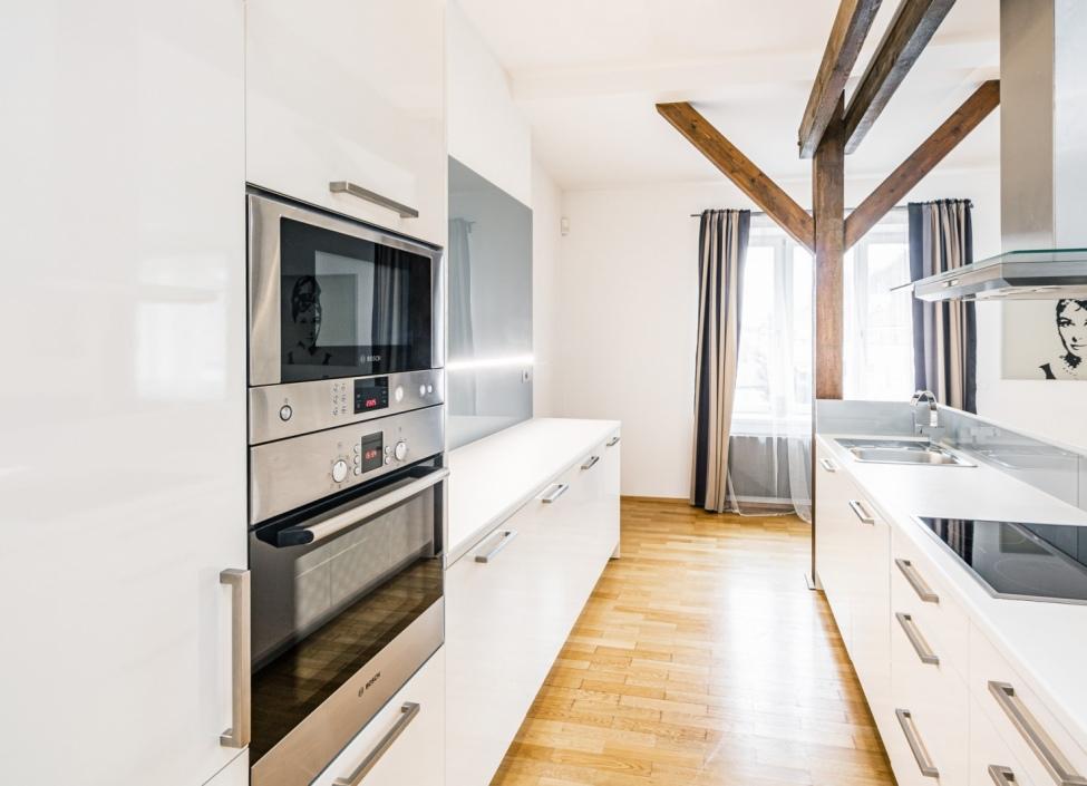 Luxusní byt na prodej Praha 1 - Malá Strana - 146m 0