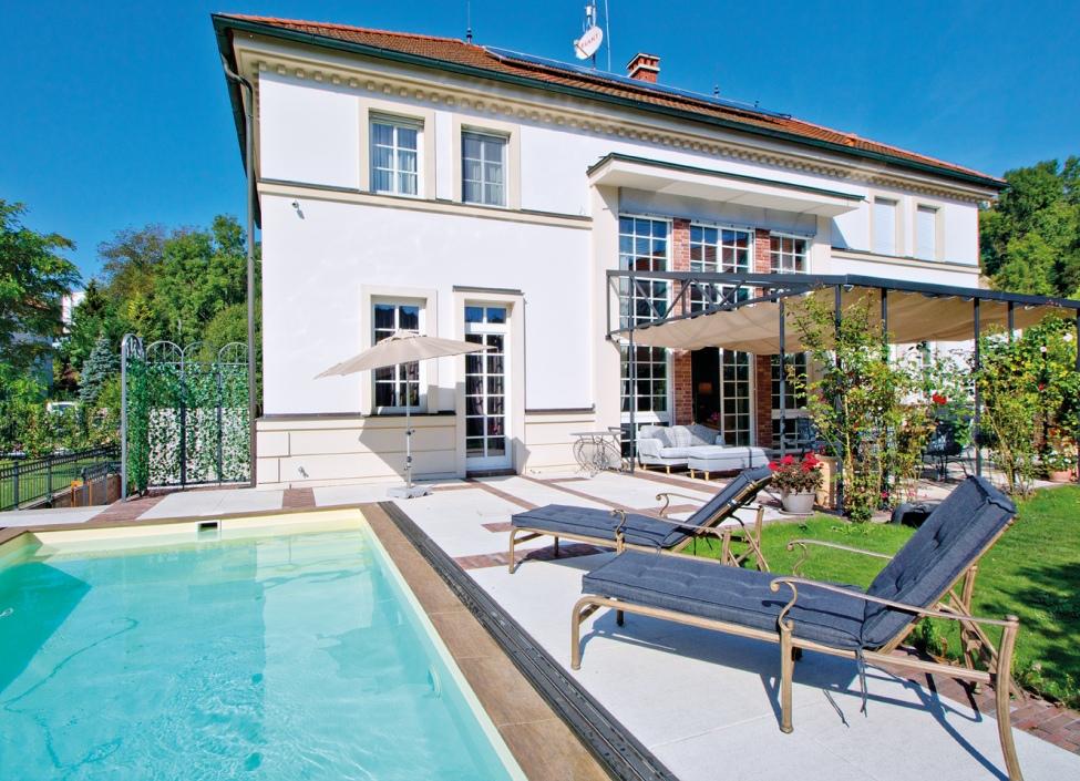Luxusní vila na Praze 6 0