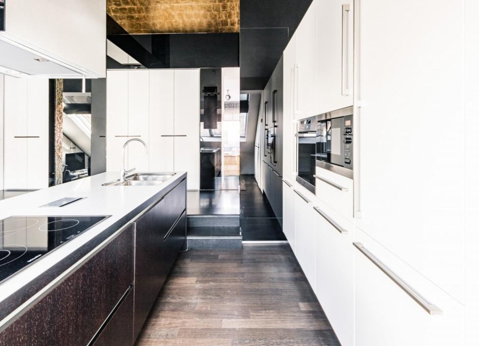 Luxusní byt na prodej Petrská čtvrť - 76m 0
