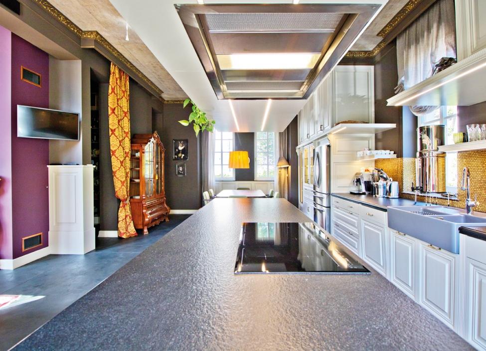 Luxusní vila na Praze 6 1