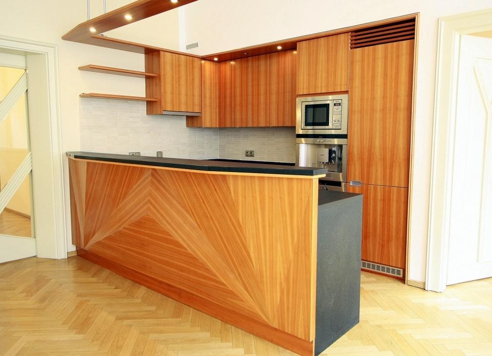 Pronájem kubistického bytu Praha 1 - 111m 0