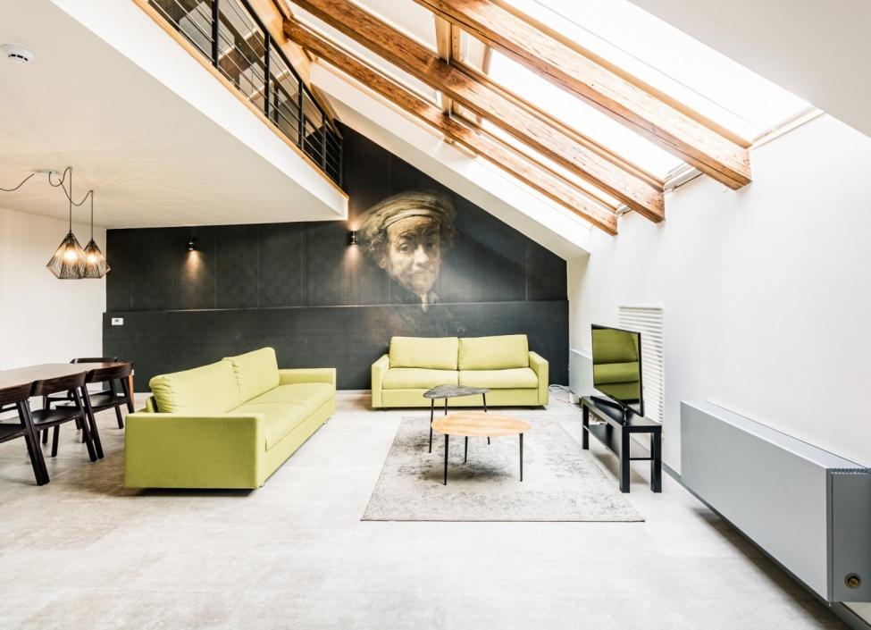Luxusní byt na prodej na Novém Městě - 156m 0
