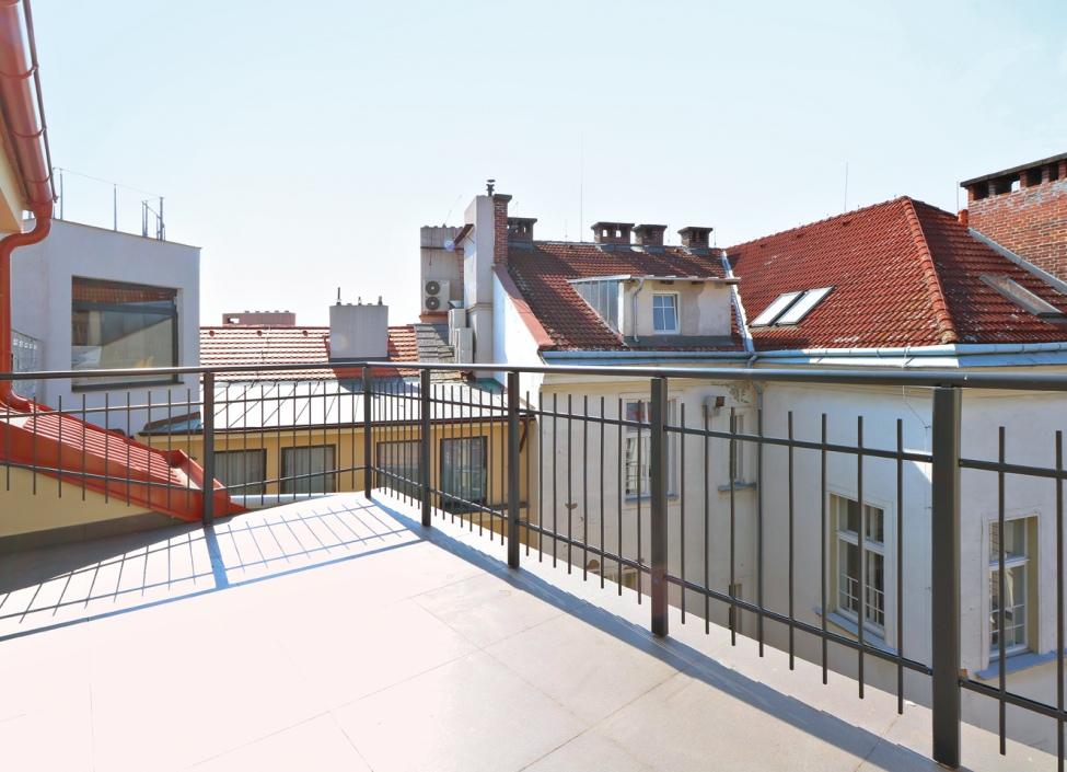 Luxusní byt na pronájem, Vinohrady - 84 m2 0