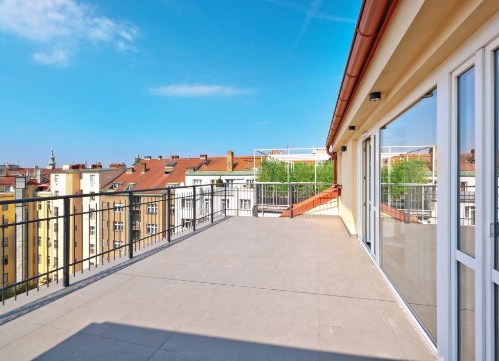 Luxusní byt na pronájem, Vinohrady - 138 m2 0
