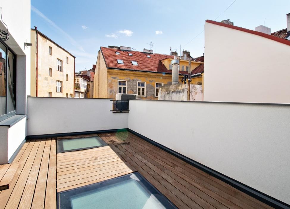 Luxusní byt na prodej - Petrská čtvrť - 85m 1