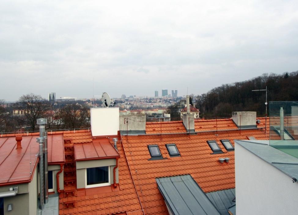 Luxusní byt Praha 5 - 39m 0