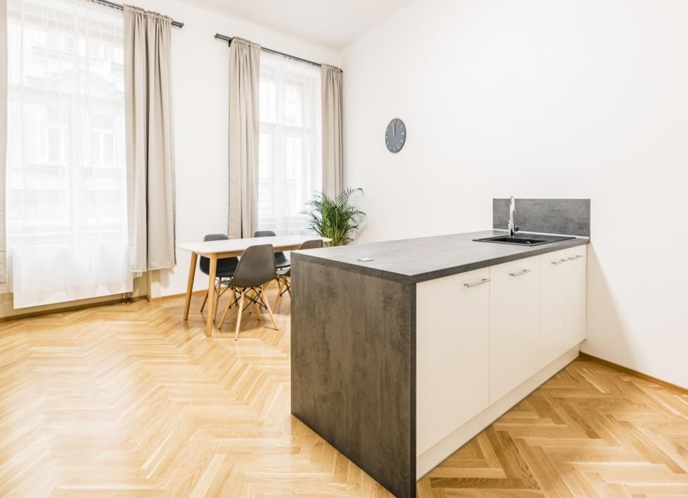 Luxusní byt k pronájmu - Nové Město - 127m 0