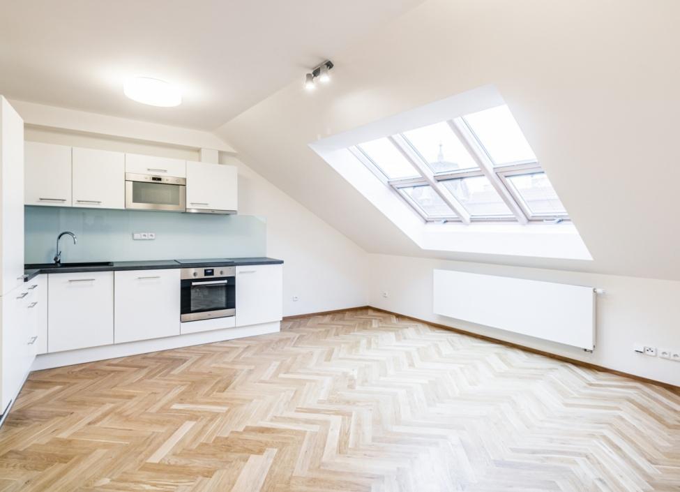 Luxusní byt na pronájem Nové Město - Praha 1 - 43m 0