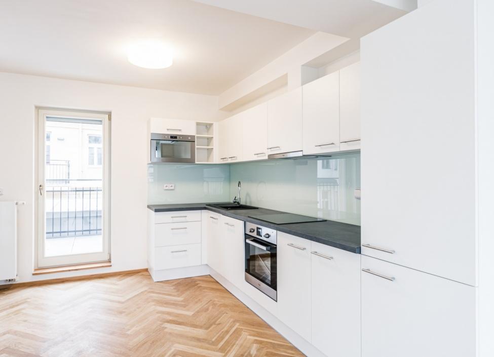 Luxusní byt na pronájem Nové Město - Praha 1 - 42m 0